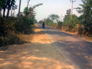 jalan cor