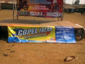 Copel Tread, Community Pengusaha Limbah Trail Extreme Adventure