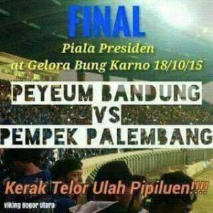 peyeum bandung vs Pempek Palembang