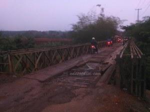 jembatan perum Bukit Residen Purwakarta