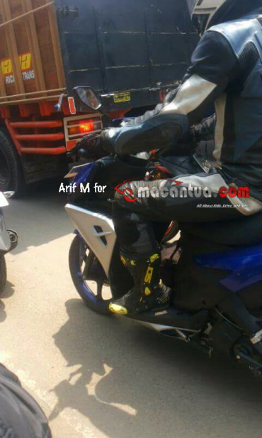 spyshoot Yamaha Aerox