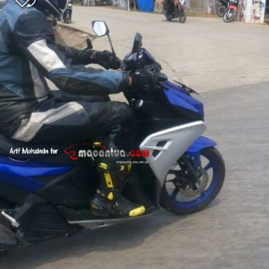 spyshoot metik Yamaha terbaru
