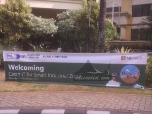 Clean IT for Smart Industrial Zone Purwakarta
