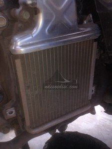 cara ganti air radiator Vario 125