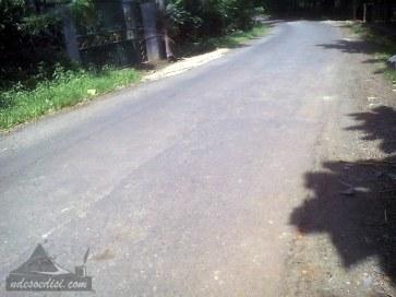 kondisi jalan