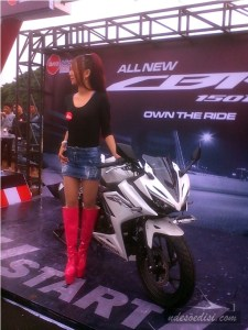 foto contest All New CBR 150 R