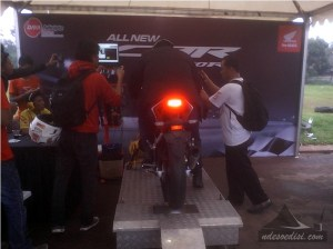 dyno test All New CBR 150 R