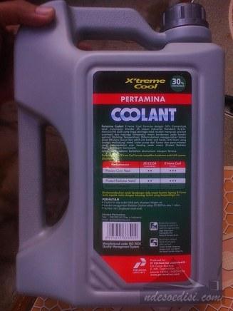 air radiator Pertamina