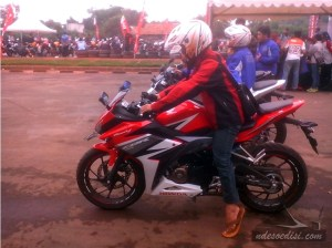 All New CBR 150 R Karawang