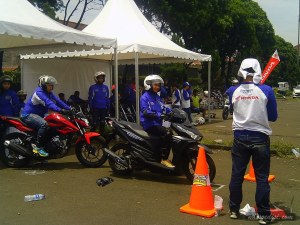 Honda Safety Riding Competition