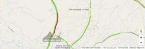 kondisi trafik dipantau dari Lewatmana.com