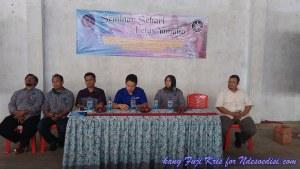 Acara Yamaha di SMK KORPRI Majalengka