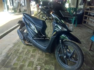 Honda Beat POP eSP 2015