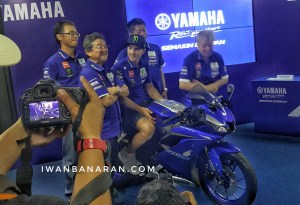 Vinales di acara launching all new R15