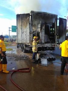 Satuan Pemadam Kebakaran Kota Bukit Indah Purwakarta