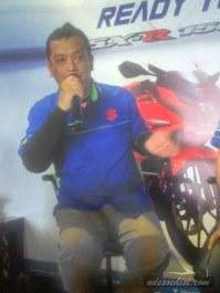 Bp. Yohan Yahya GM Marketing 2W PT. SIS