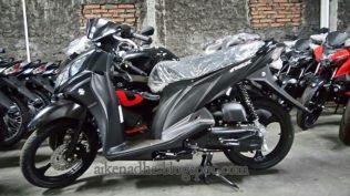 Suzuki Nex 2017