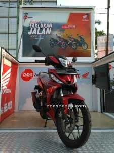 acara Honda di Karang Pawitan Karawang