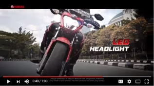 TVC All New Vixion R