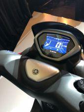 area dashboard Yamaha Lexi 125