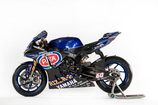 Tagline Semakin di Depan disematkan pada tim Pata Yamaha Official WorldSBK (2)