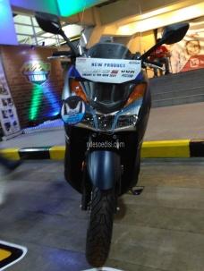 modifikasi Yamaha Lexi