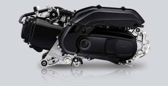 mesin 125cc Bluecore + SMG