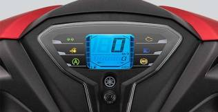 Speedometer full digital