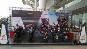 Honda Sport Motoshow Karawang
