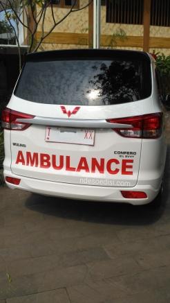 Ambulance Wuling Confero Desa Purwakarta