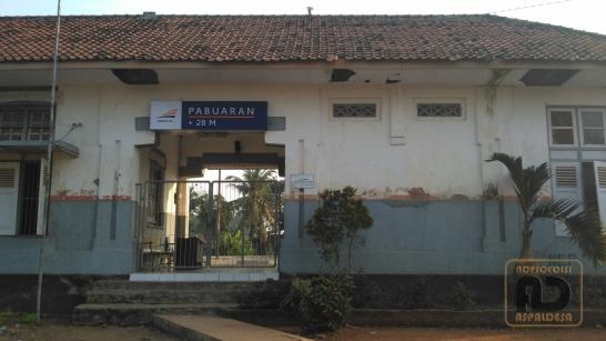 Stasiun Pabuaran Subang